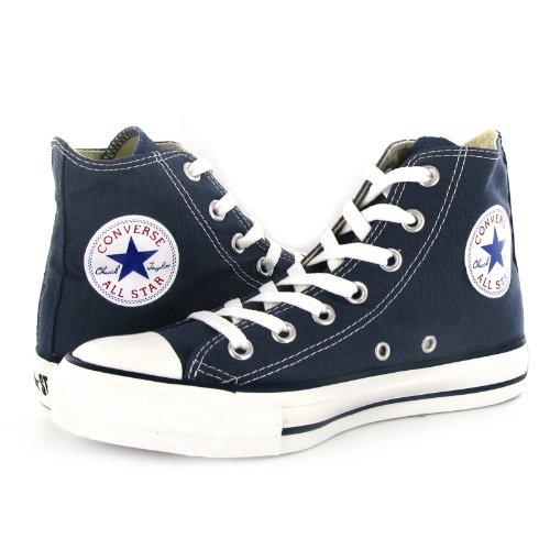 Converse Unisexe All Star Ses Chaussures De Basket (marine) 10