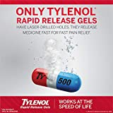 Tylenol Extra Strength Rapid Release Gels with