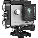 Action Camera SJCAM SJ4000 WIFI Camera Full HD1080P waterproof Underwater Camera 12MP Sports Camcorder 2.0 LCD Screen Display -Silver