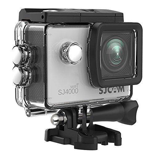 SJCAM SJ4000 WiFi 12MP 2.0 LCD 1080P Sports Action Camera (Black) - 8