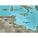 GARMIN 010-C0771-20 / Garmin Bluechart G2 - HXEU013R - Italy Southwest & Tunisia - microSD/SD