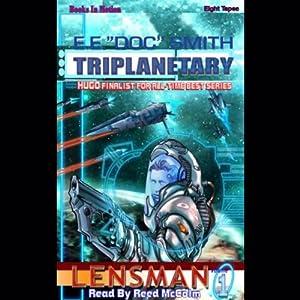 Triplanetary Audiobook
