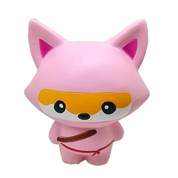 Amazon.com : MaiYi Squishies Jumbo Slow Rising Cute Animal ...