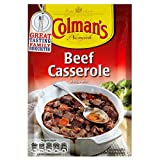Colman's Beef Casserole Sauce Mix (40g) - Pack of 6