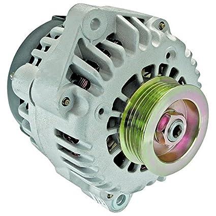2003 Honda Accord Alternator >> New Alternator For Honda Accord 3 0 V6 Non Clutch Pulley 2003 Only 31100 Rca A01 10480497