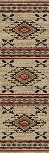 Mayberry Rugs Arrowhead Area Rug, 2 3 x3 3 , Slate
