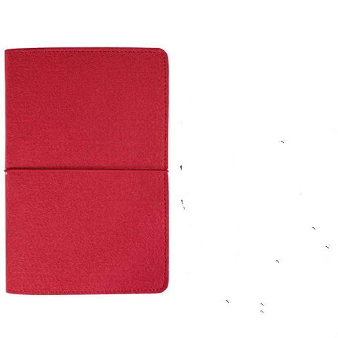 BJBCH A5 / 6 Fieltro Planificador Notebook Stationery ...
