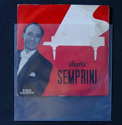 50-Buste-per-dischi-vinile-78-Giri-in-Polietilene-My-100