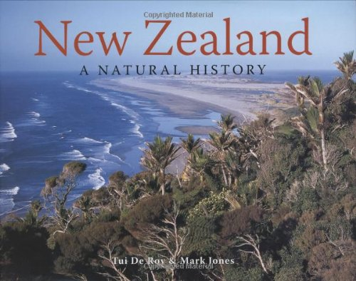 New Zealand: A Natural History pdf epub
