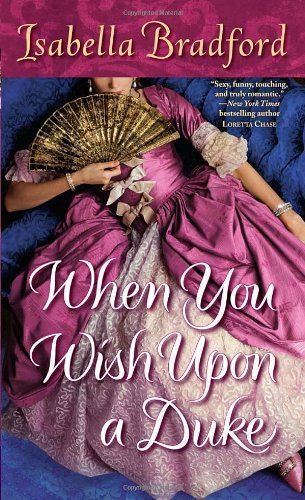 book cover of When You Wish Upon a Duke