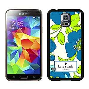 Newest Kate Spade Samsung Galaxy S5 I9600 Case ,Popular And Unique Designed Kate Spade Samsung Galaxy S5 I9600 Black Phone Case 019