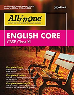 CBSE All In One Economics Class 11 for 2018 - 19: Amazon in: Arihant