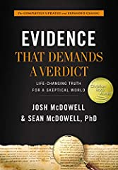 The modern apologetics classic that started it all is now completely revised and updated—because the truth of the Bible doesn't change, but its critics do. With the original Evidence That Demands a Verdict, bestselling author ...