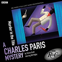 Charles Paris: Murder in the Title (BBC Radio Crimes)