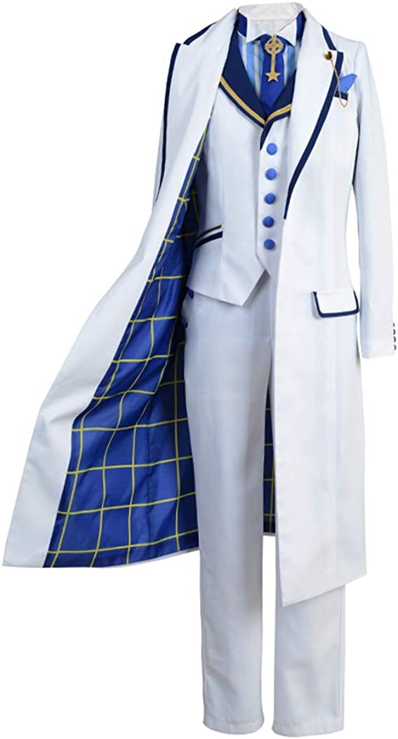 COSEASY Fate Grand Order Arthur Pendragon Cosplay Costume FGO Saber Jacket Coat Full Set Suit