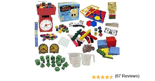 Math in Focus: Singapore Math: Manipulatives Kit Grade 2: GREAT ...
