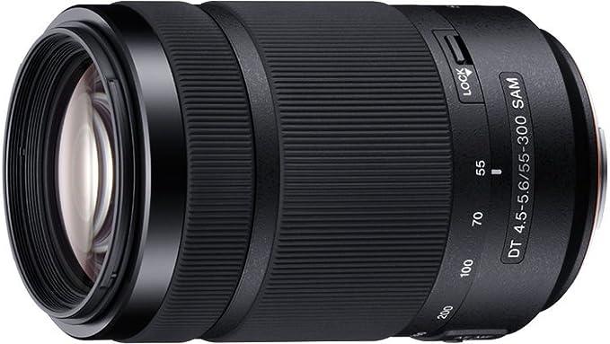 Sony Sal 55300 Tele Zoom Objektiv Kamera