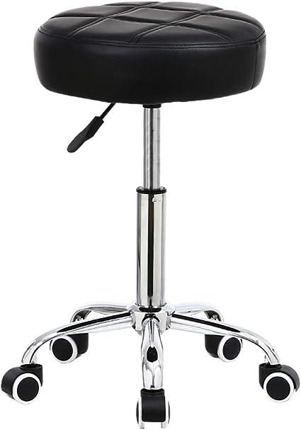 cuisine tabouret de travail avec roues gris bureau Tabouret pivotant r/églable pour massage tatouage
