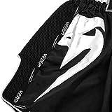 Venum Giant Muay Thai Shorts - Black/White - S