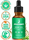 Hemp Oil for Dogs and Cats :: Full Spectrum Hemp Extract 450 mg :: All Natural Pain Relief for Dogs, Stress & Anxiety Support, Calming, Hip and Joint Health - Easily Apply to Treats - Grown in USA