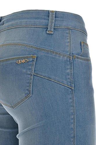 T18176 Chiaro Jeans d4215 Liu Primavera estate Donna Jo Sport w66IqA