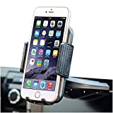 Automotive : Bestrix Universal CD Slot Phone Holder for Car Ideal for iPhone X, 8, 7, 6, 6S Plus. 5S, 5C, 5, Samsung Galaxy S5, S6, S7, S8, Edge/Plus Note 4,5,8, LG G4, G5, G6, All Smartphones up to 6""