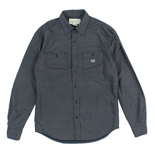 Ralph Lauren Denim & Supply Men's Geometry Ward Sport Shirt XX-Large Diamond Geo