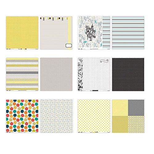 Busquets Scrapbook Papier motivpapier Marta 30,5x30,5