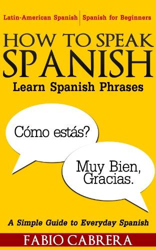 beginners for Learning spanish