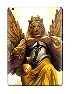 HzFdXFL33405vrNZc Tpu Case Skin Protector For Ipad Air Goddess Of Justice With Nice Appearance