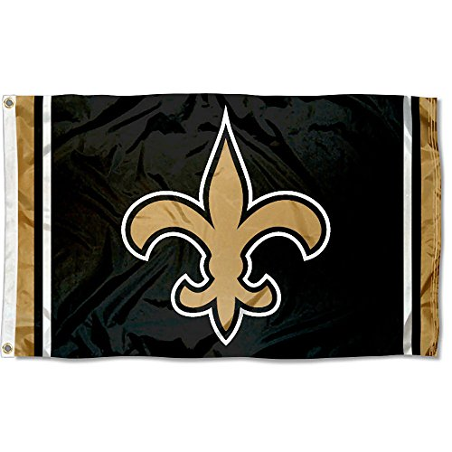 WinCraft New Orleans Saints Large NFL 3x5 Flag