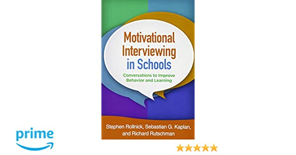 Amazon counseling education books motivational interviewing in schools conversations to improve behavior and learning applications of motivational interviewing fandeluxe Choice Image