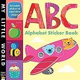 img - for ABC Alphabet Sticker Book (My Little World) book / textbook / text book