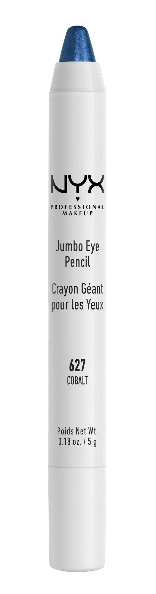 NYX PROFESSIONAL MAKEUP Jumbo Eye Pencil, Cobalt, 0.18 Ounce