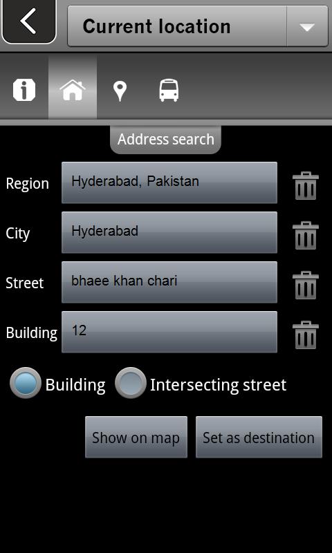 Amazon com: Hyderabad, Pakistan - GPS Navigator: Appstore