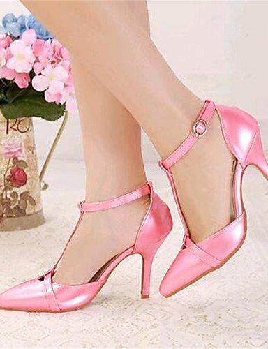 GGX/Damen Schuhe Kunstleder Stiletto Heel Heels Heels Party & Evening Pink/Lila pink-us6 / eu36 / uk4 / cn36