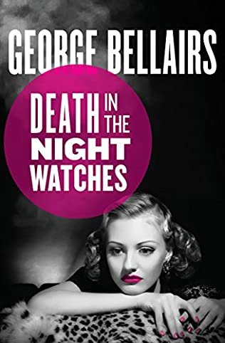 book cover of Death in the Night Watches