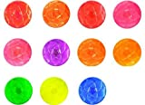 Neon Soap & Cosmetic Color Sample Set - 11 Mica Powder Colors - NorthWood Distributing Mica - Bright & Vibrant Dye Colors for Soap Making - Powder Mica