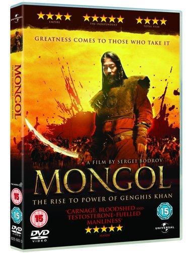 Mongol: The Rise to Power of Genghis Khan [DVD] (2007) by Tadanobu Asano B01I06WMOM