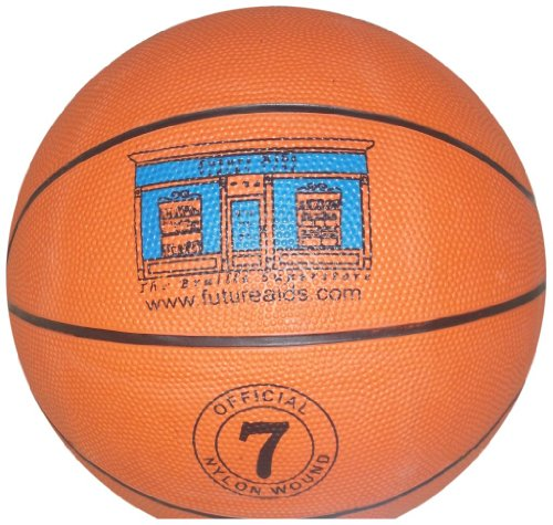 The Braille Superstore Bell Basketball by The Braille Superstore