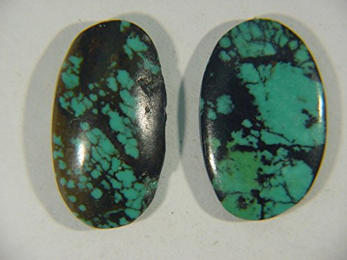 Genuine Natural Chinese Turquoise Lapidary Freeform Cabochon 9500C h