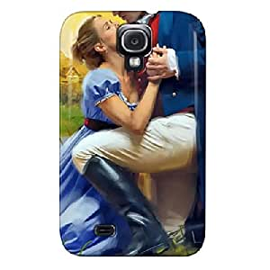 Scarlett Love Navy For Sumsang Galaxy S4 TPU Protective Hard Case