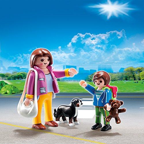 Playmobil-Duo-Pack-Madre-con-nio-5513