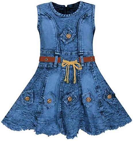 BENKILS Girl's Midi Dress