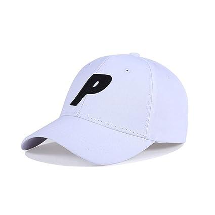 932905551f3 LDDENDP Hat Men s Summer Simple Baseball Cap P Velcro Wash Twill Wild  Fashion Outdoor Sports Dicer