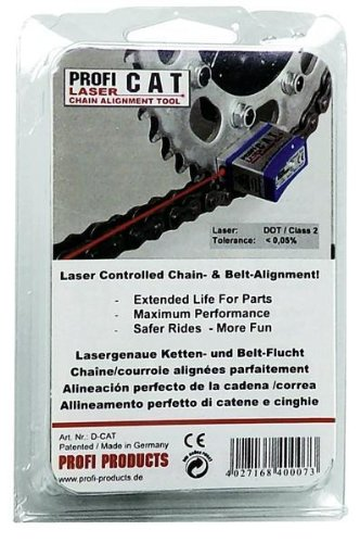 Luster Care Products Laser for CAT Chain and Belt Alignment Tool