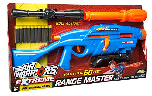 Buzz Bee Toys Air Warriors EXTREME Range Master - Toys Buzz Bee