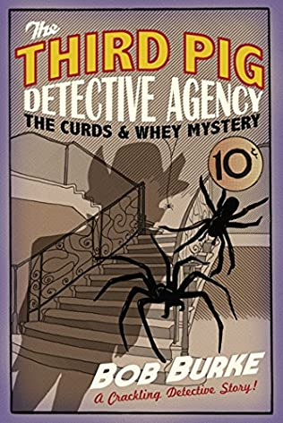 book cover of The Curds and Whey Mystery