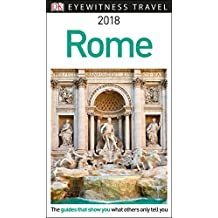DK Eyewitness Travel Guide Rome: 2018