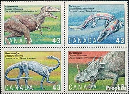 1994 Gef/ährdete Tiere Prophila Collection UNO Wien 162-165 Viererblock kompl.Ausg. Briefmarken f/ür Sammler S/äuger Sonstige